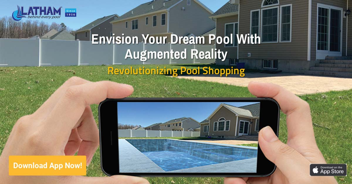 Latham Augmented Reality Pool Visualizer App